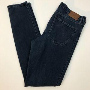 "Madewell ""High Riser"" Skinny Jeans"